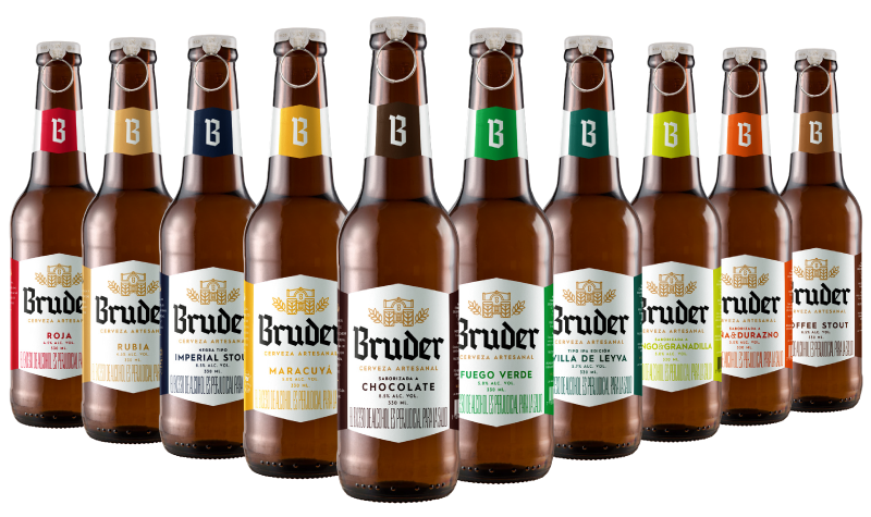 Bruder · Nuestras Cervezas